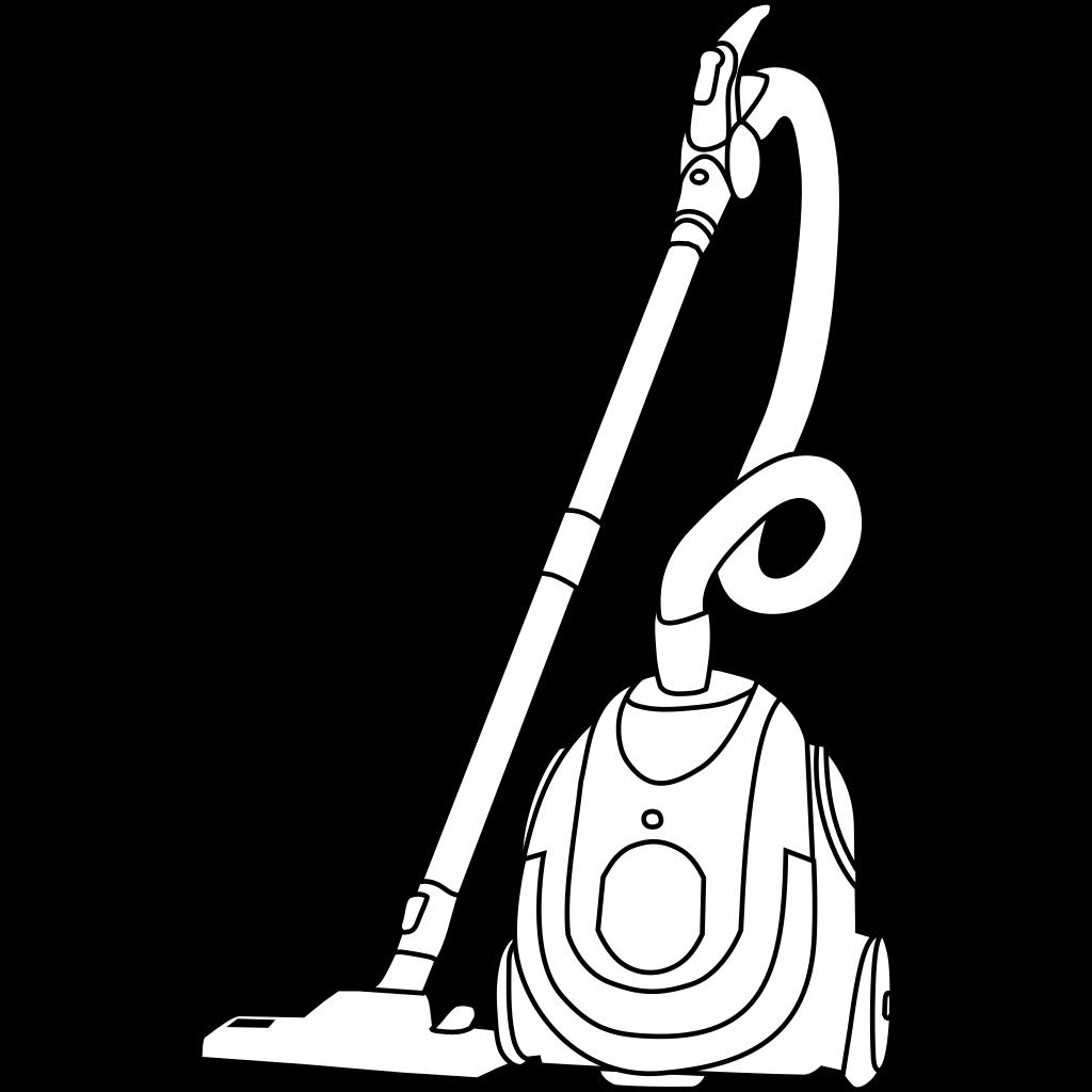 Srd Vacuum Cleaner SVG Clip arts