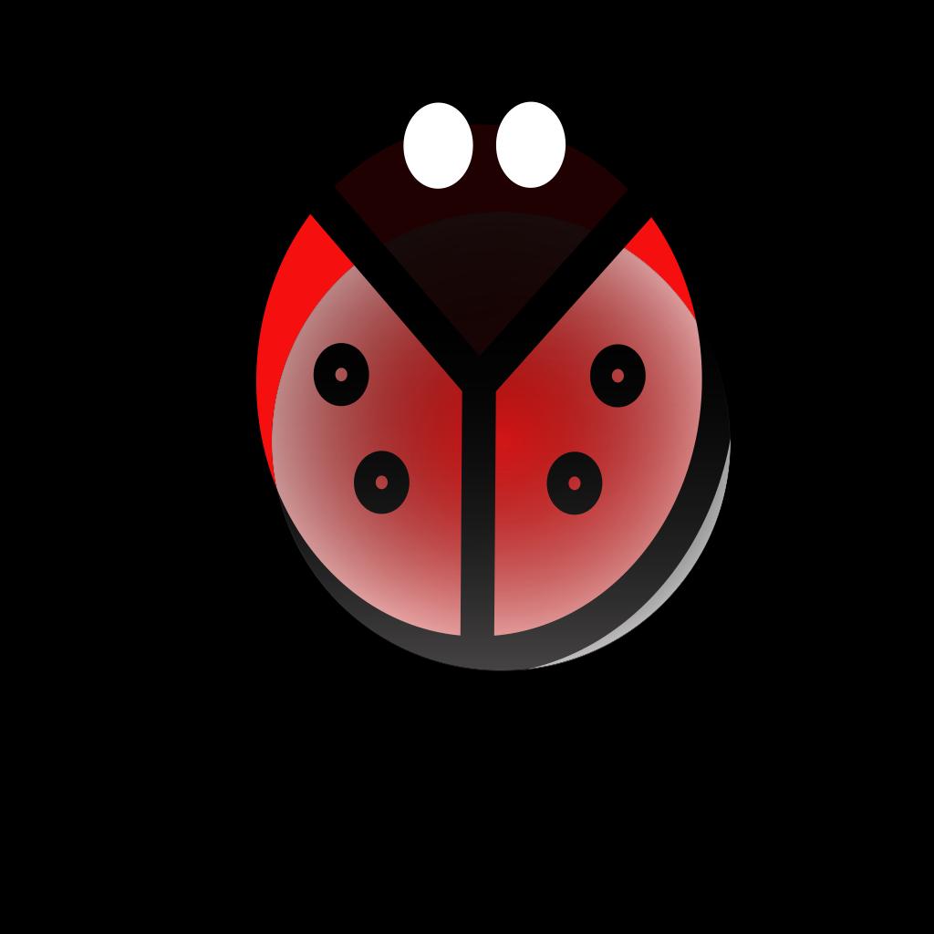 Ladybug 5 SVG Clip arts