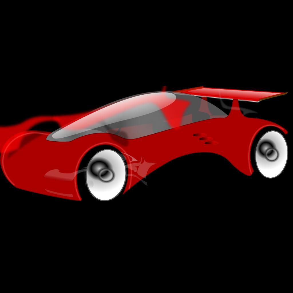 Future Car SVG Clip arts