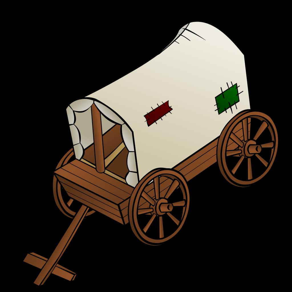 Caravan SVG Clip arts