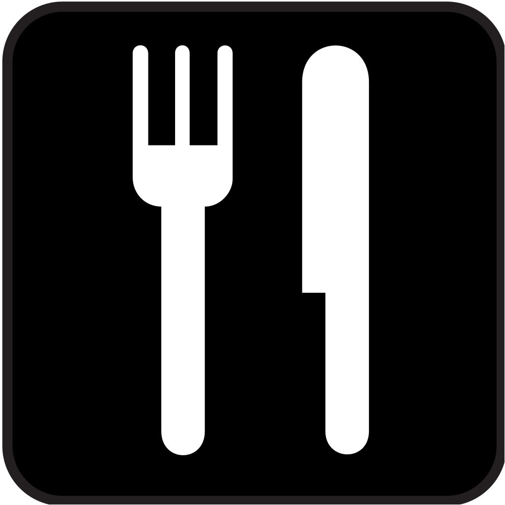 Fork And Spoon 2 SVG Clip arts
