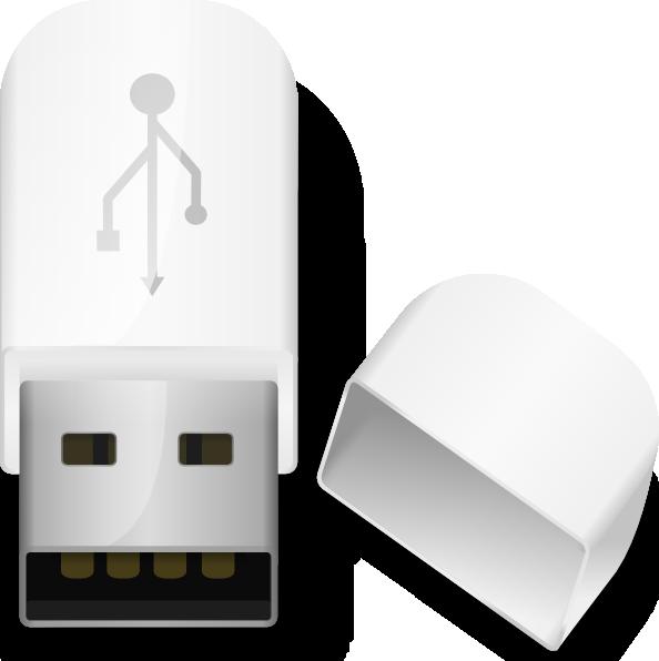 Usb Flash Drive SVG Clip arts