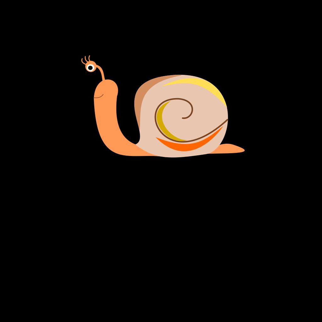 Snail 9 SVG Clip arts