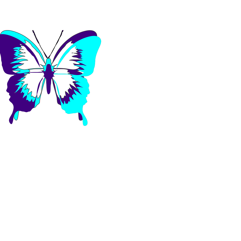 Clip Art Design : Butterfly svg clip arts download art png