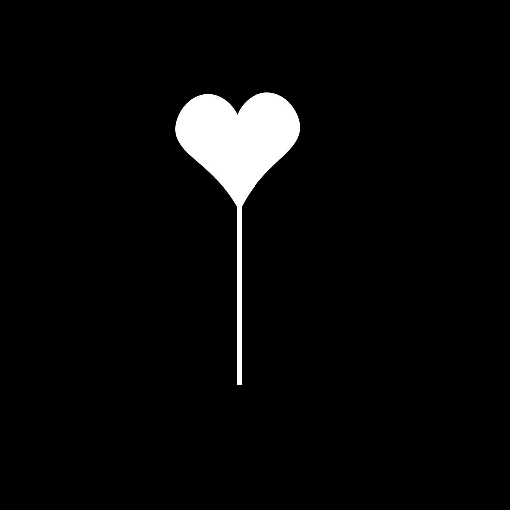 Michaeldarkblue Growing Hearts SVG Clip arts
