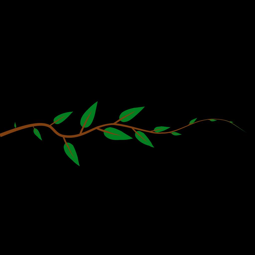Leaf Vine SVG Clip arts