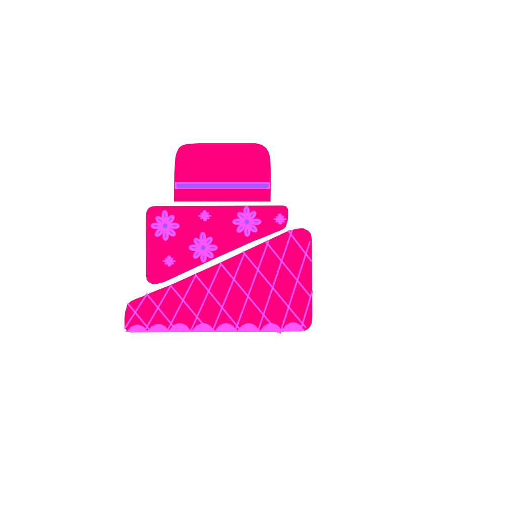Cake SVG Clip arts