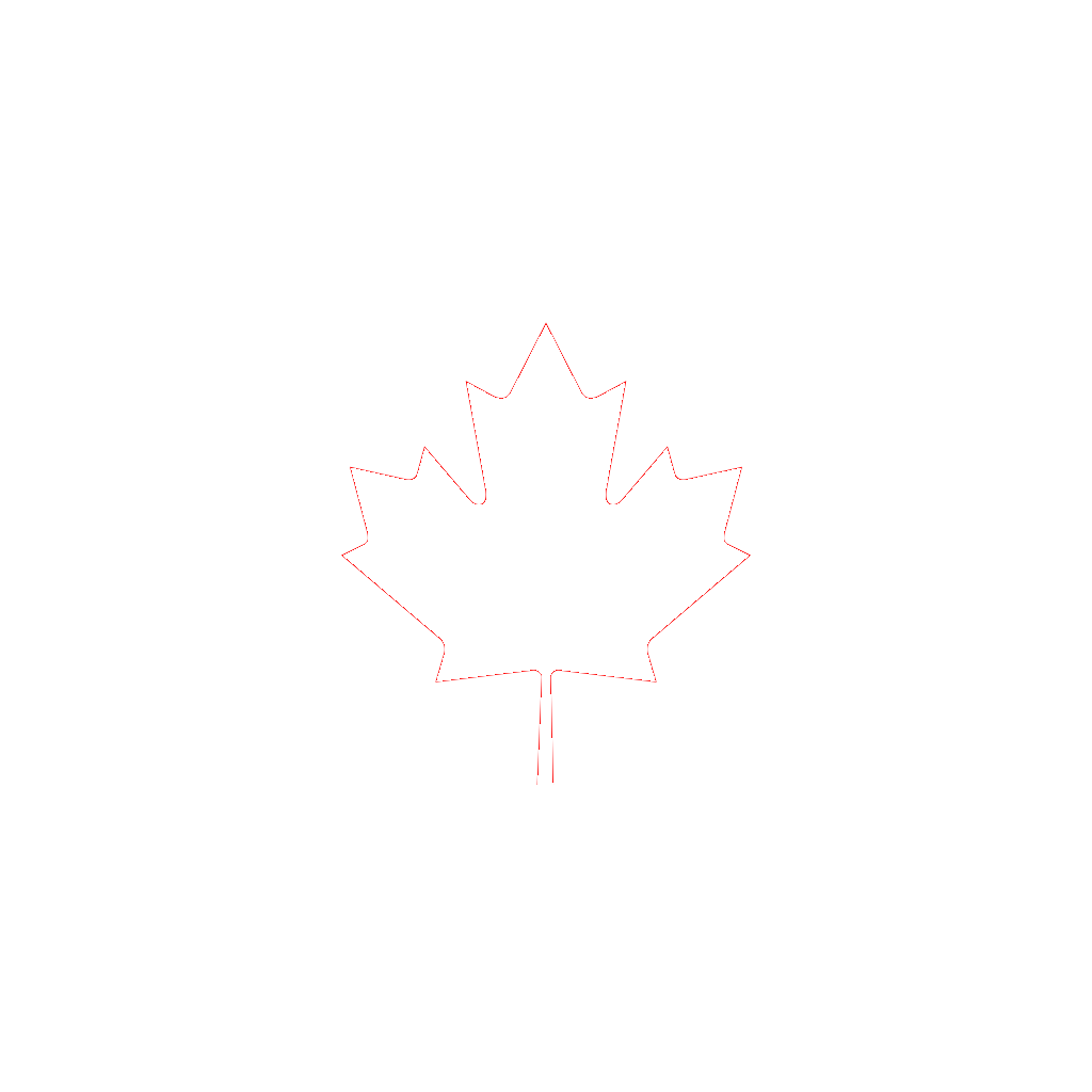 Flag Of Canada Leaf SVG Clip arts