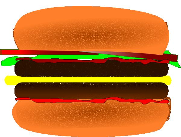 Hamburger SVG Clip arts