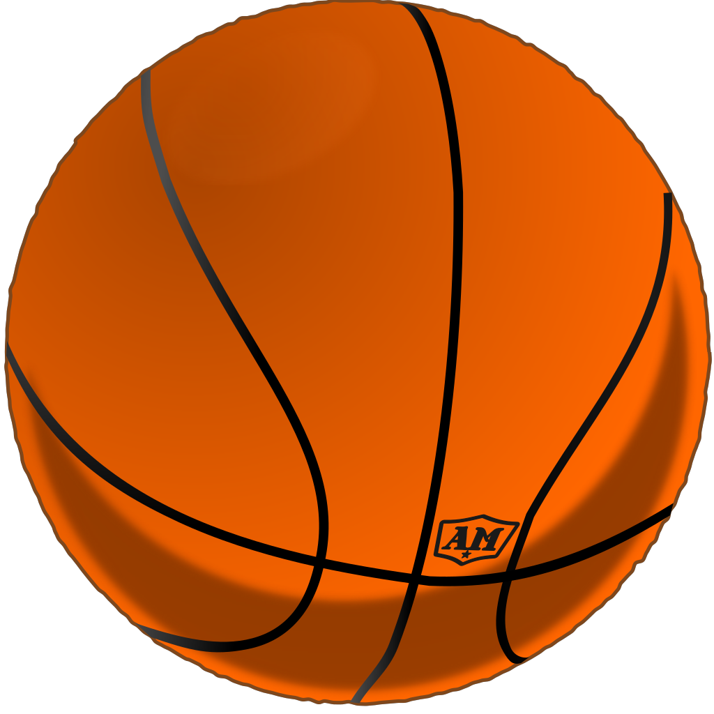 Basketball Rim SVG Clip arts