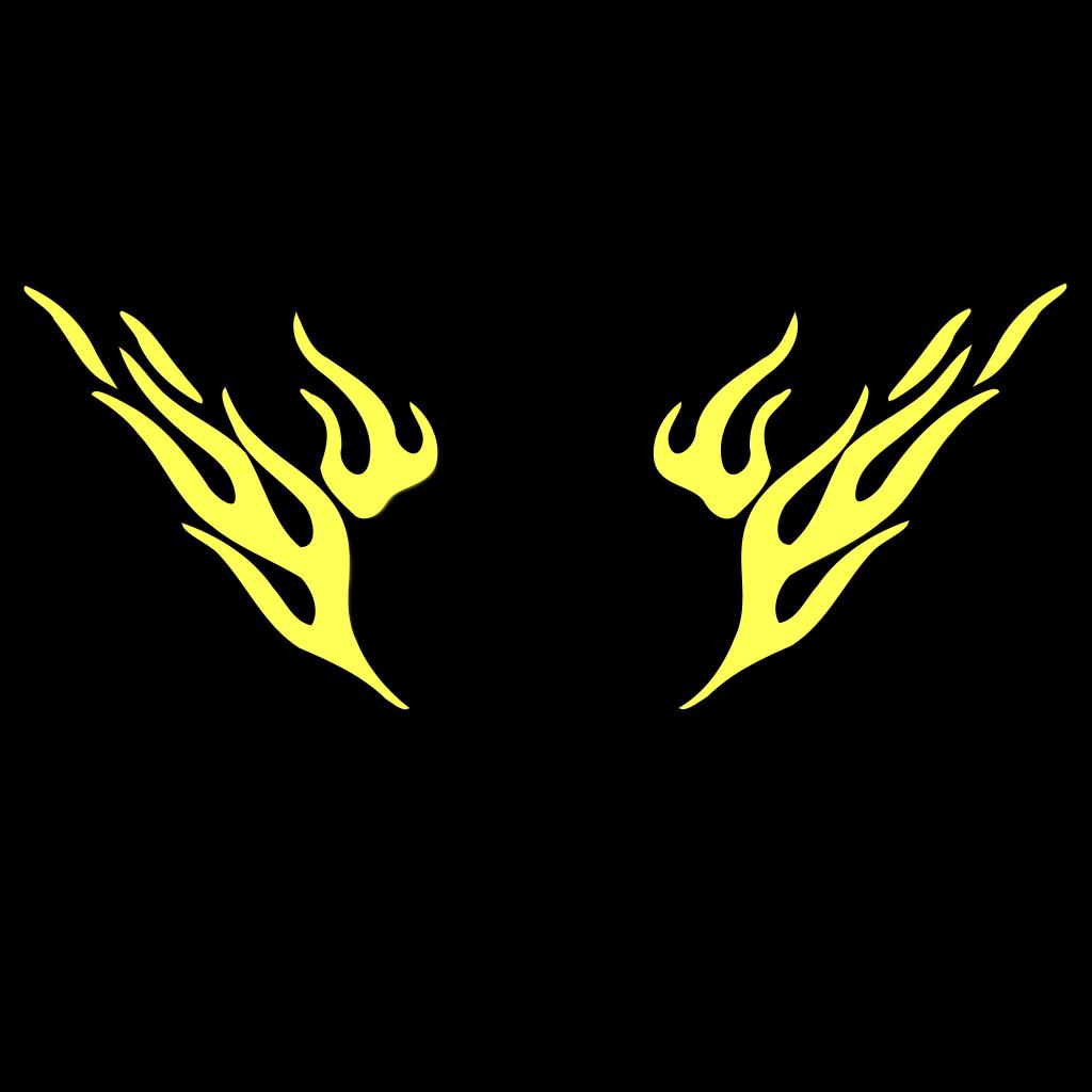 Tribal Swirl SVG Clip arts
