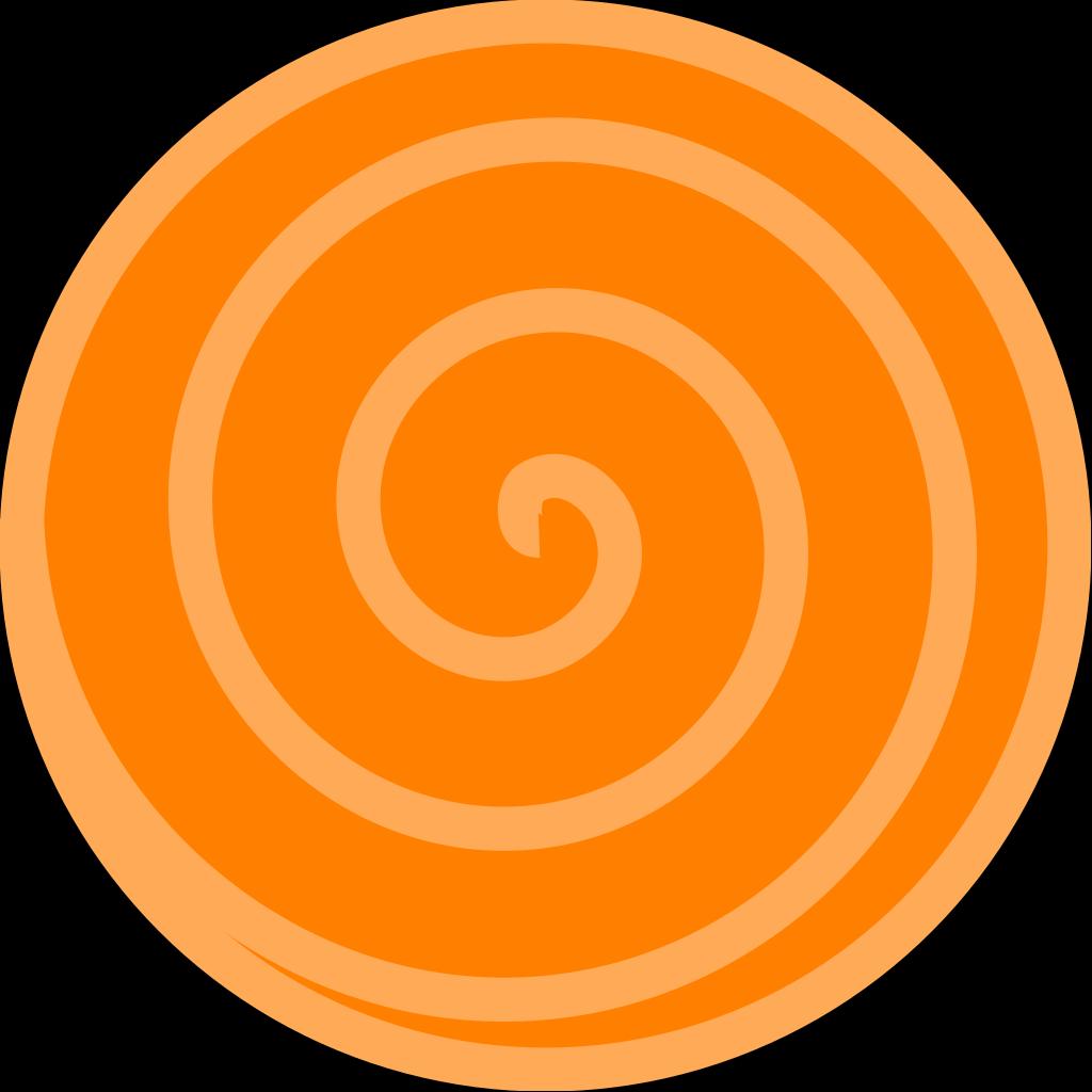 Fibonacci Spiral SVG Clip arts
