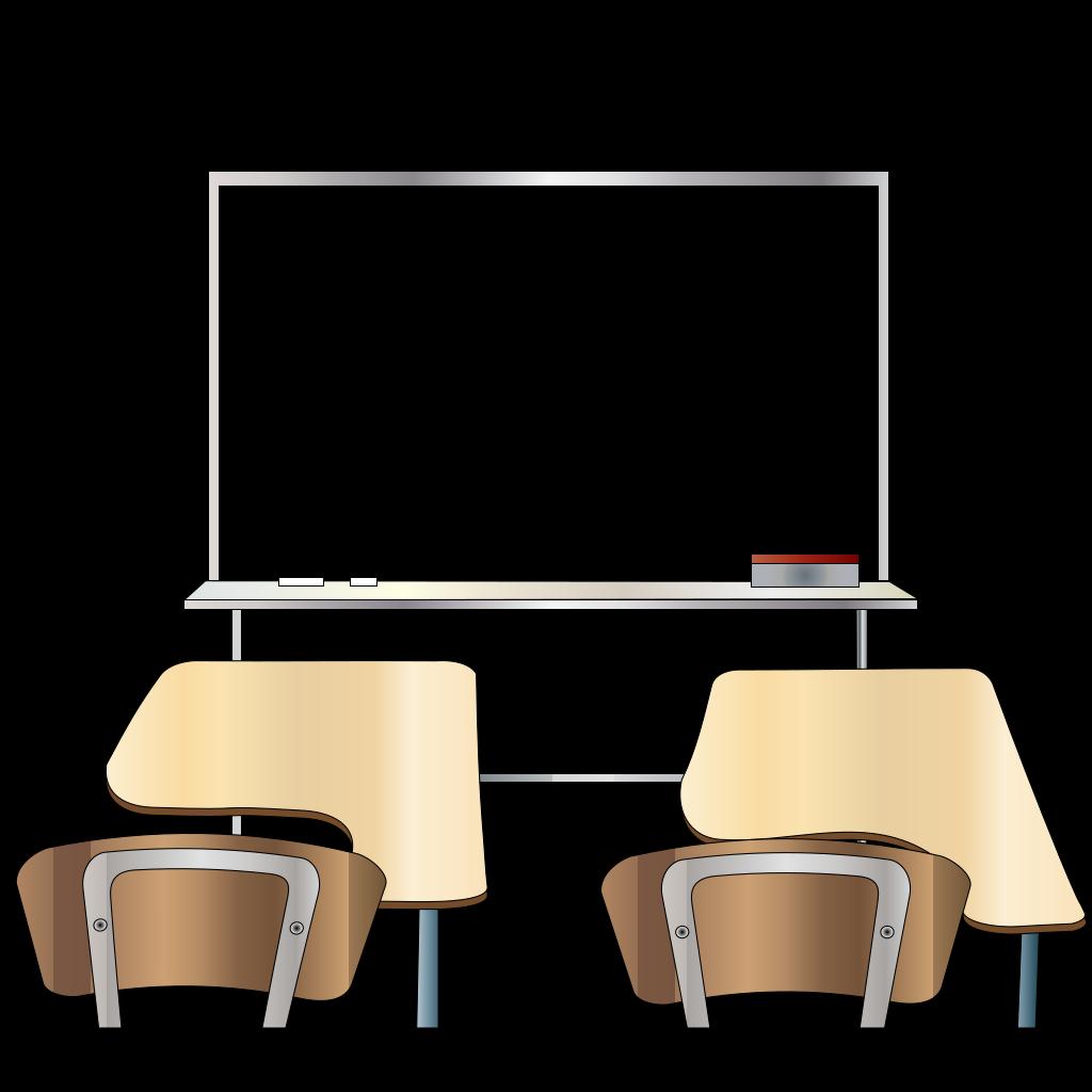 Classroom 2 SVG Clip arts