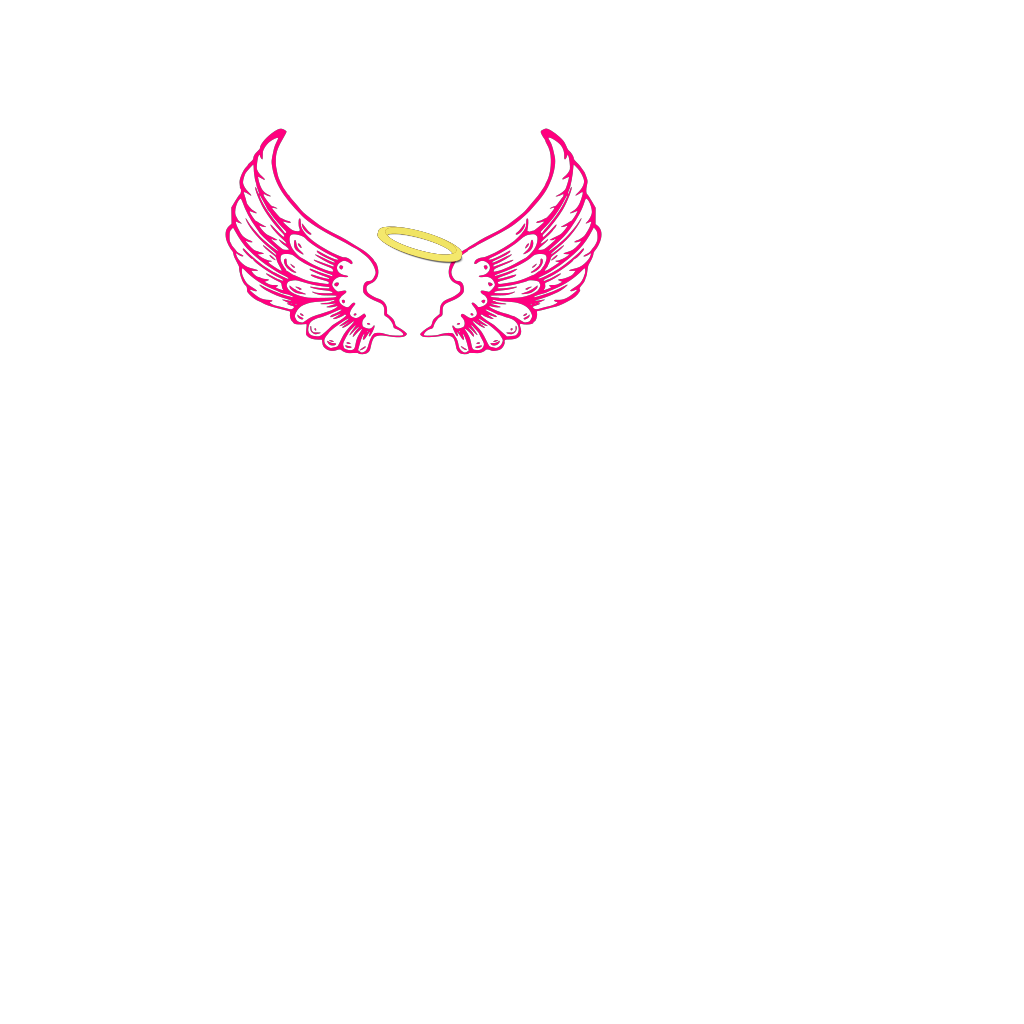 Angel Wings SVG Clip arts