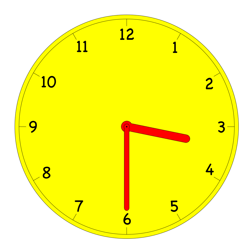 Alarm Clock SVG Clip arts