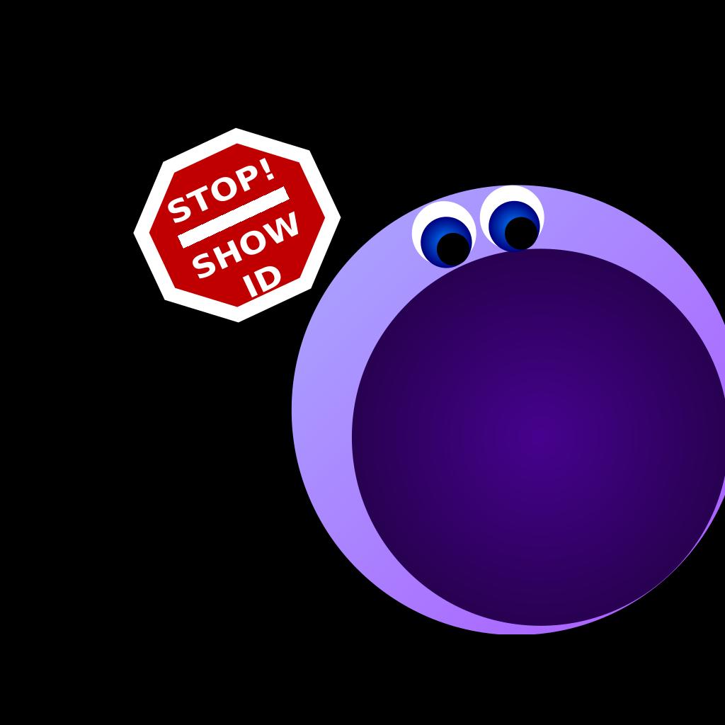 Cartoon T Cell SVG Clip arts