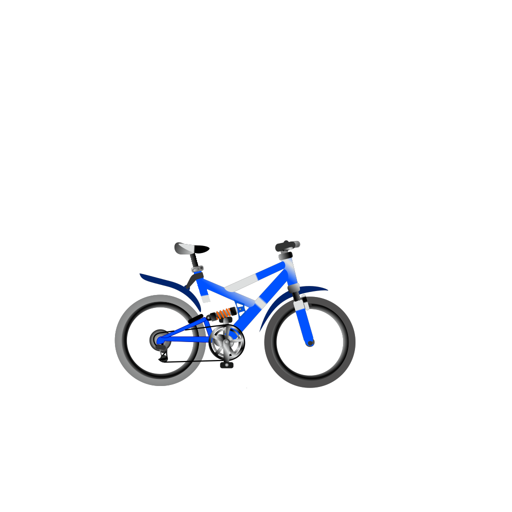Steren Bike Rider SVG Clip arts