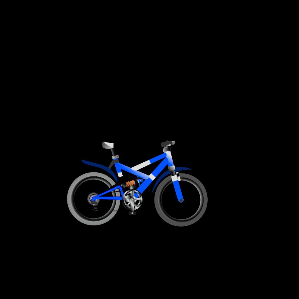 Steren Bike Rider SVG Clip arts