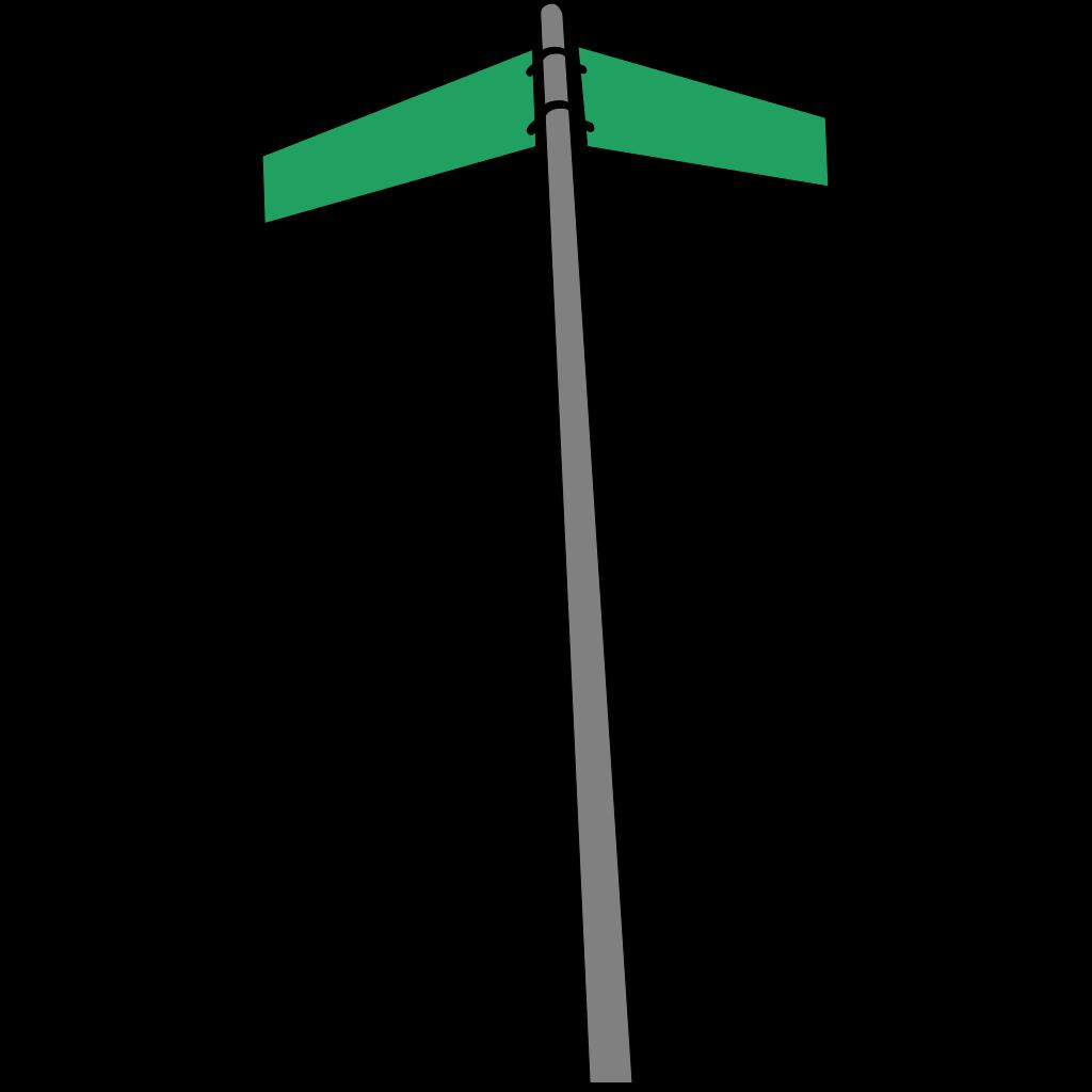 Wood Street Sign SVG Clip arts