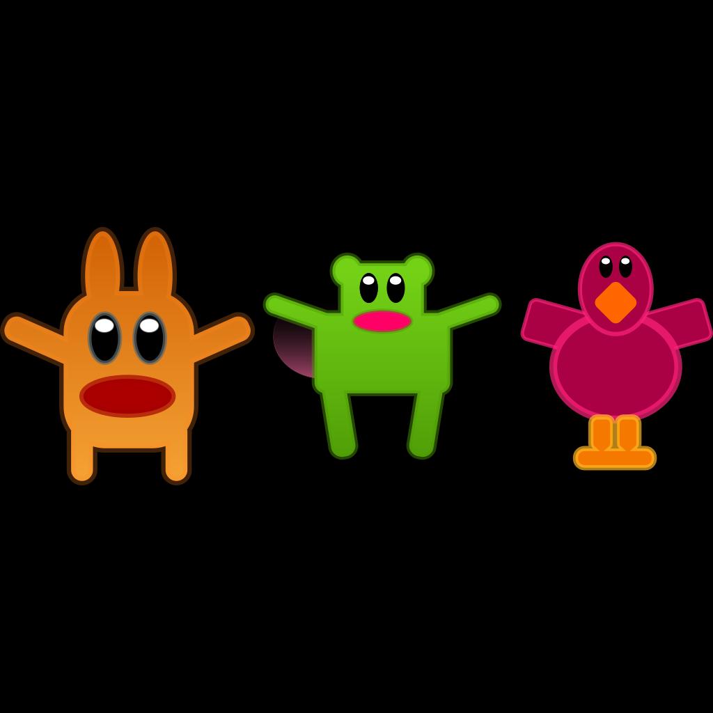 Toy Animals svg