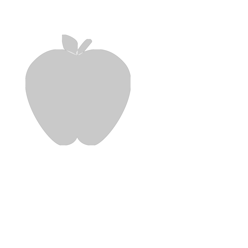 Transparent Apple SVG Clip arts