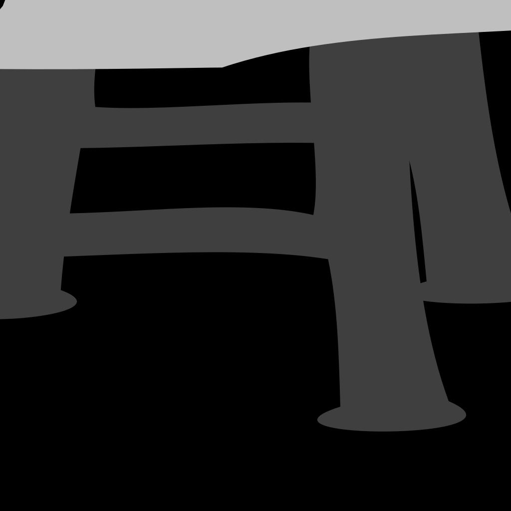 Cartoon Character Painting Blank Slate SVG Clip arts