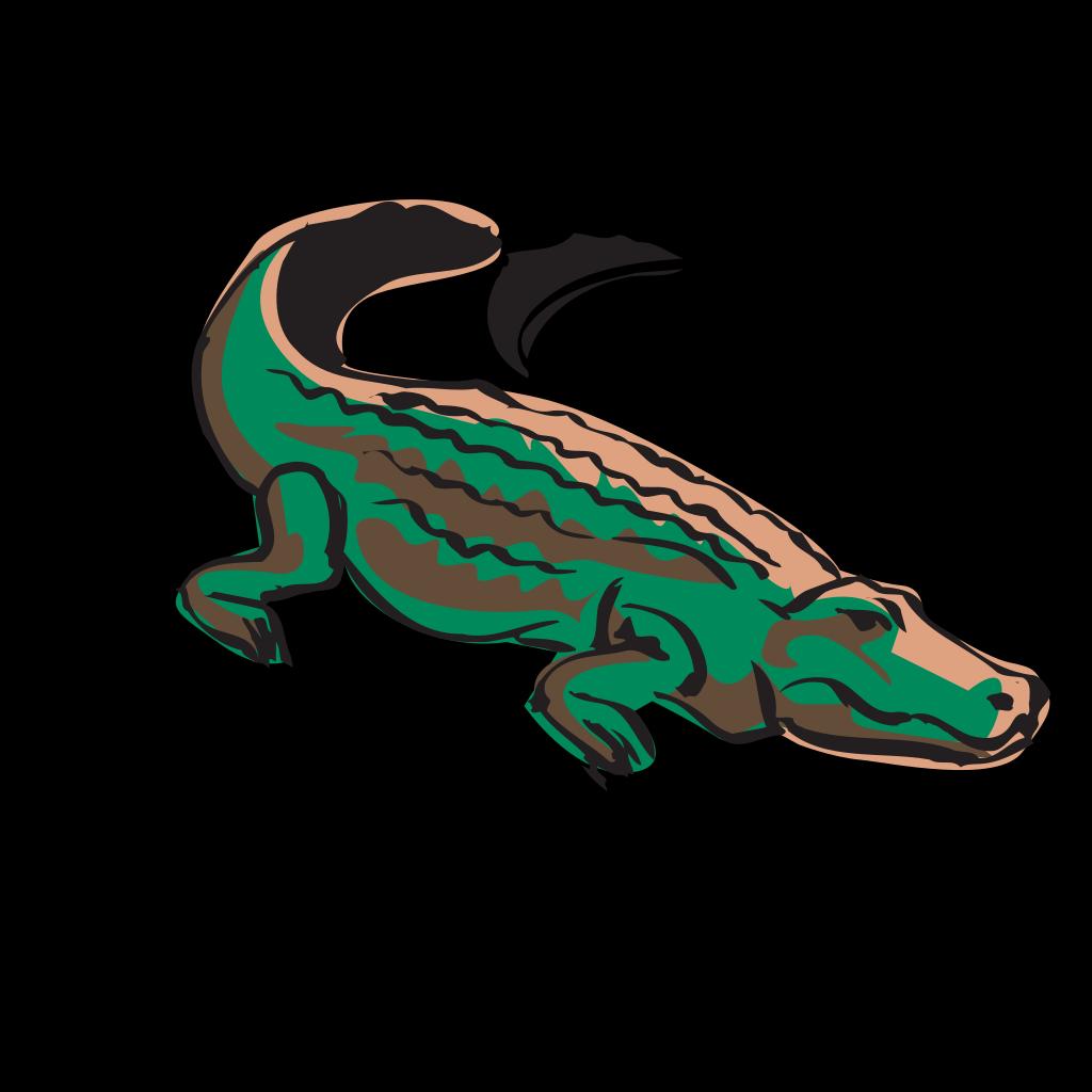 Crocodile SVG Clip arts