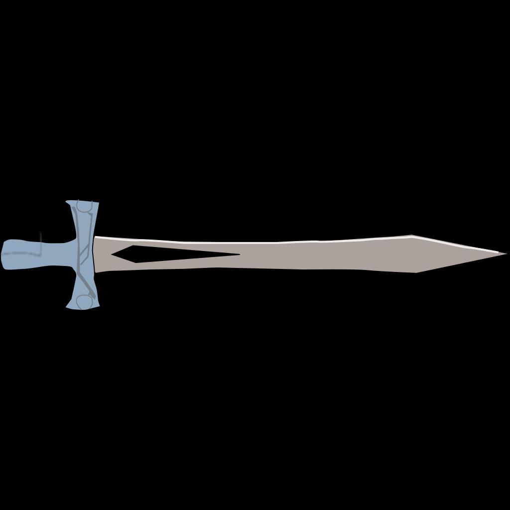 Kings Sword SVG Clip arts