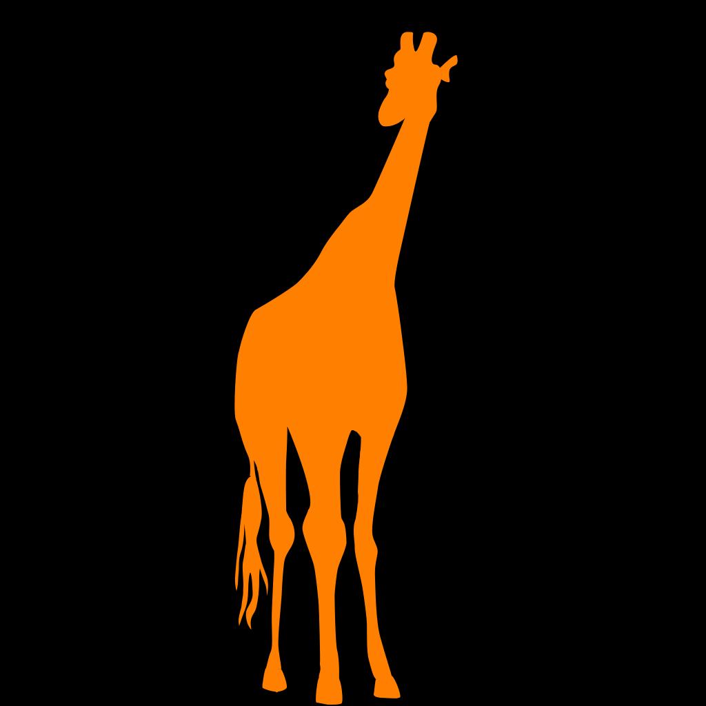 Giraffe Cichlid SVG Clip arts