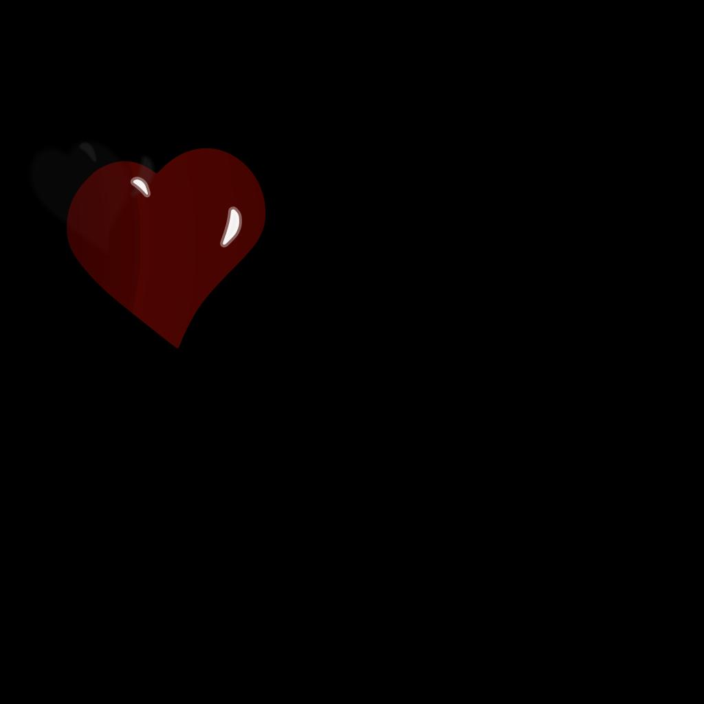 Heart 1 33 Transparent Clip Art SVG Clip arts