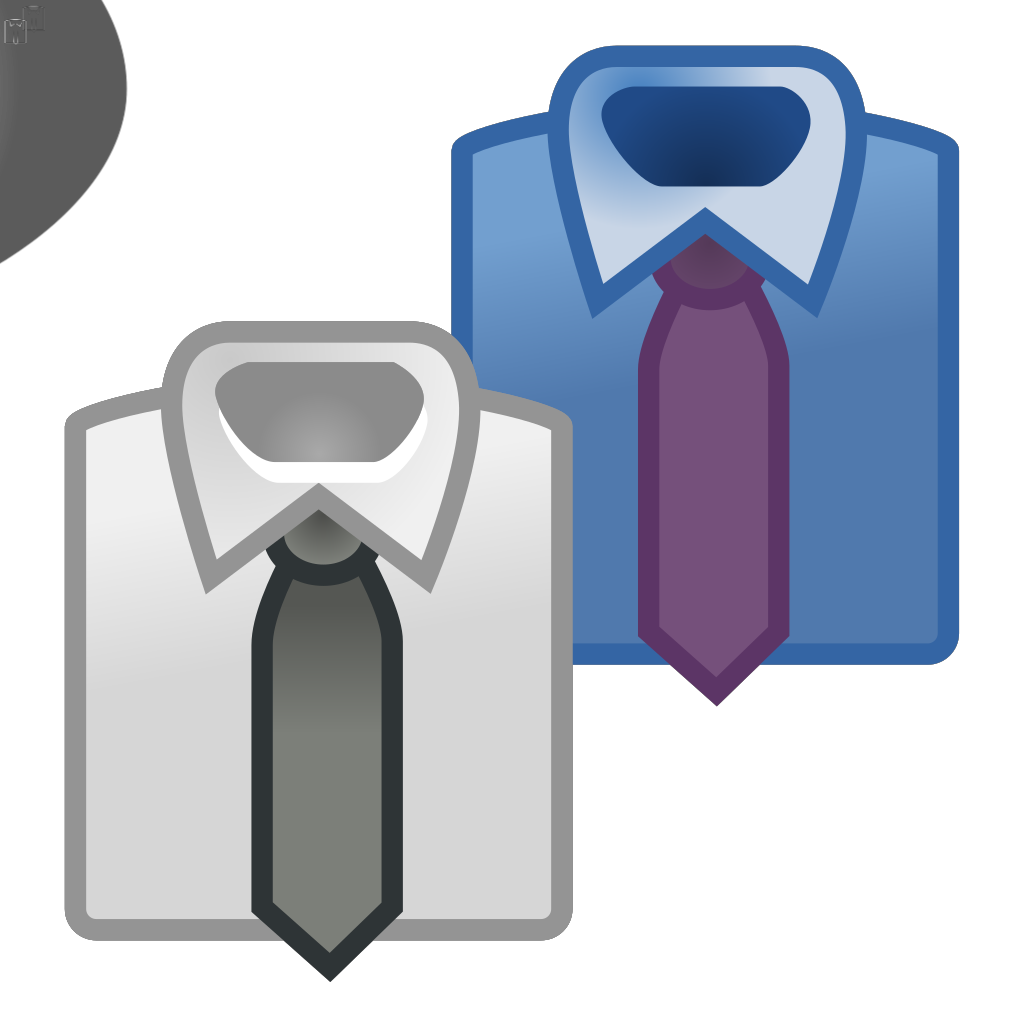 Preferences Desktop Theme SVG Clip arts