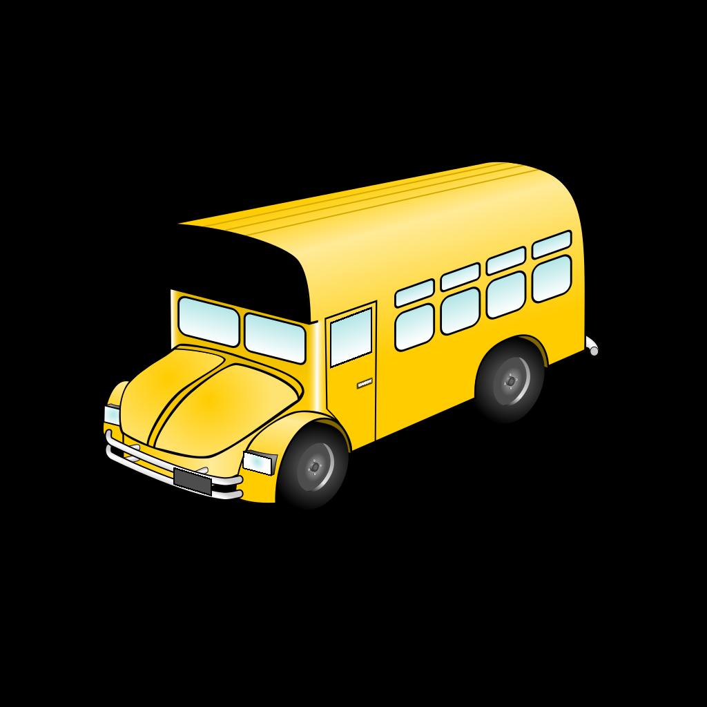 School Bus Outline Png Svg Clip Art For Web Download Clip Art