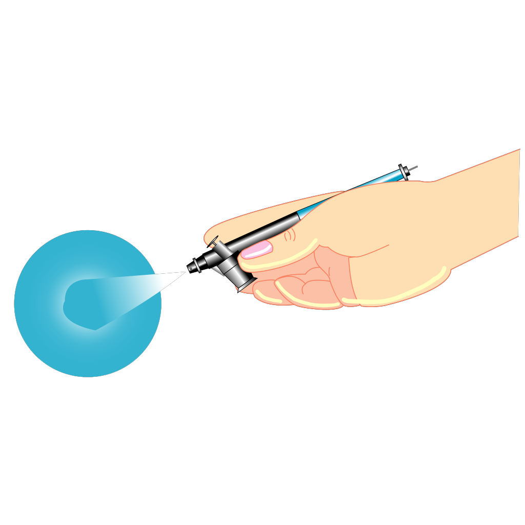 Airbrush SVG Clip arts