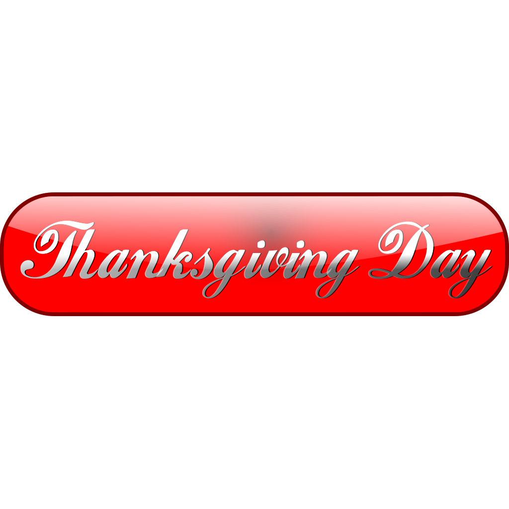 Happy Thanksgiving Day Sign SVG Clip arts