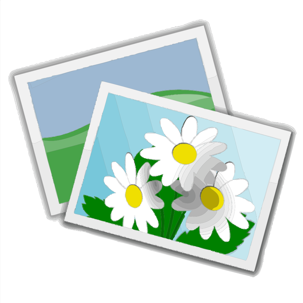 Photos With Nature SVG Clip arts