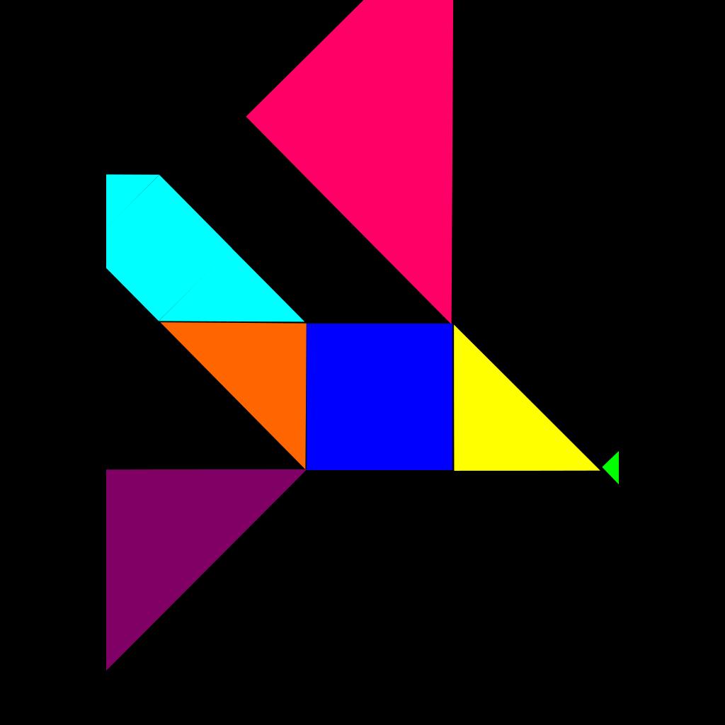 Geometric Shapes SVG Clip arts