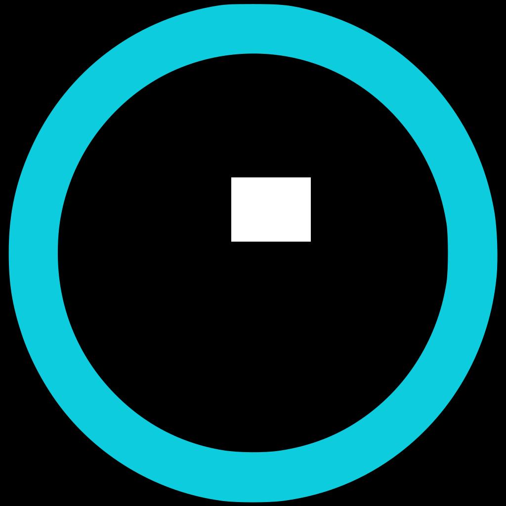 Tangent Circles SVG Clip arts