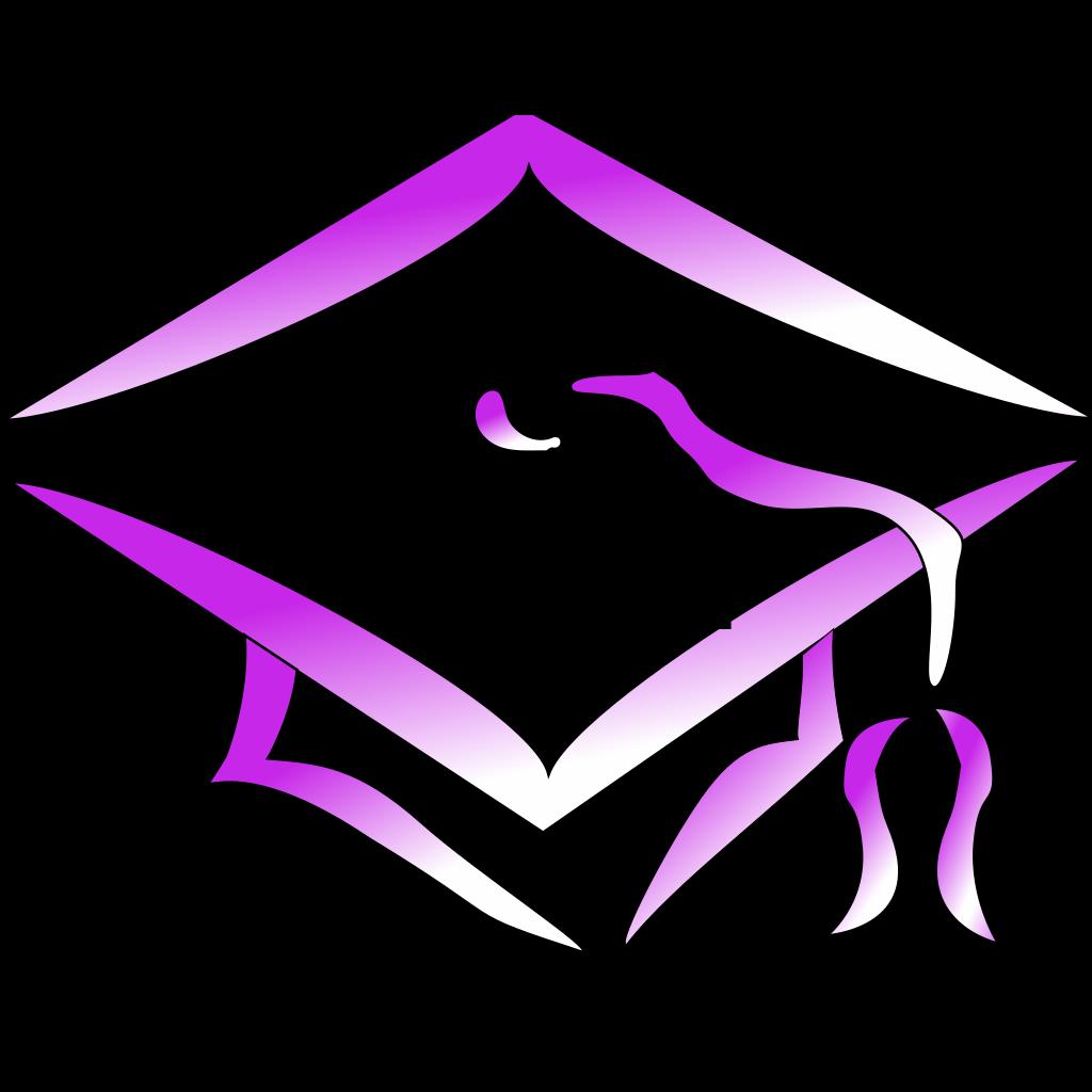 Class Of 2012 Graduation Cap SVG Clip arts