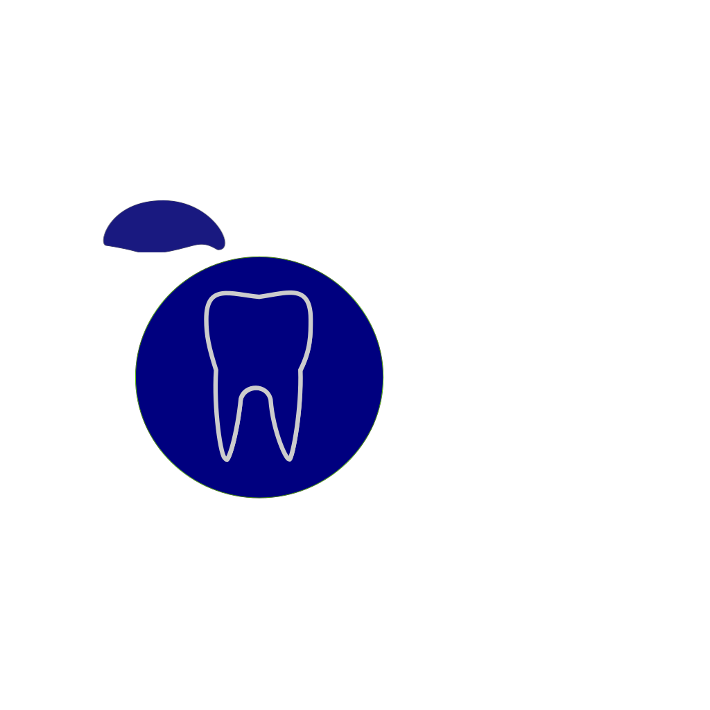 Toothbrush With Toothpaste svg