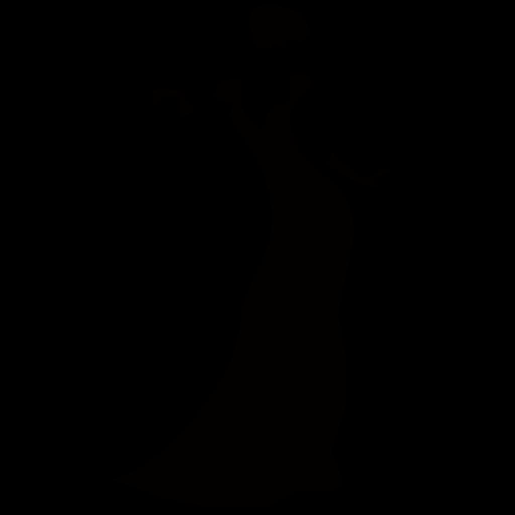 Romanov Dark Lady SVG Clip arts