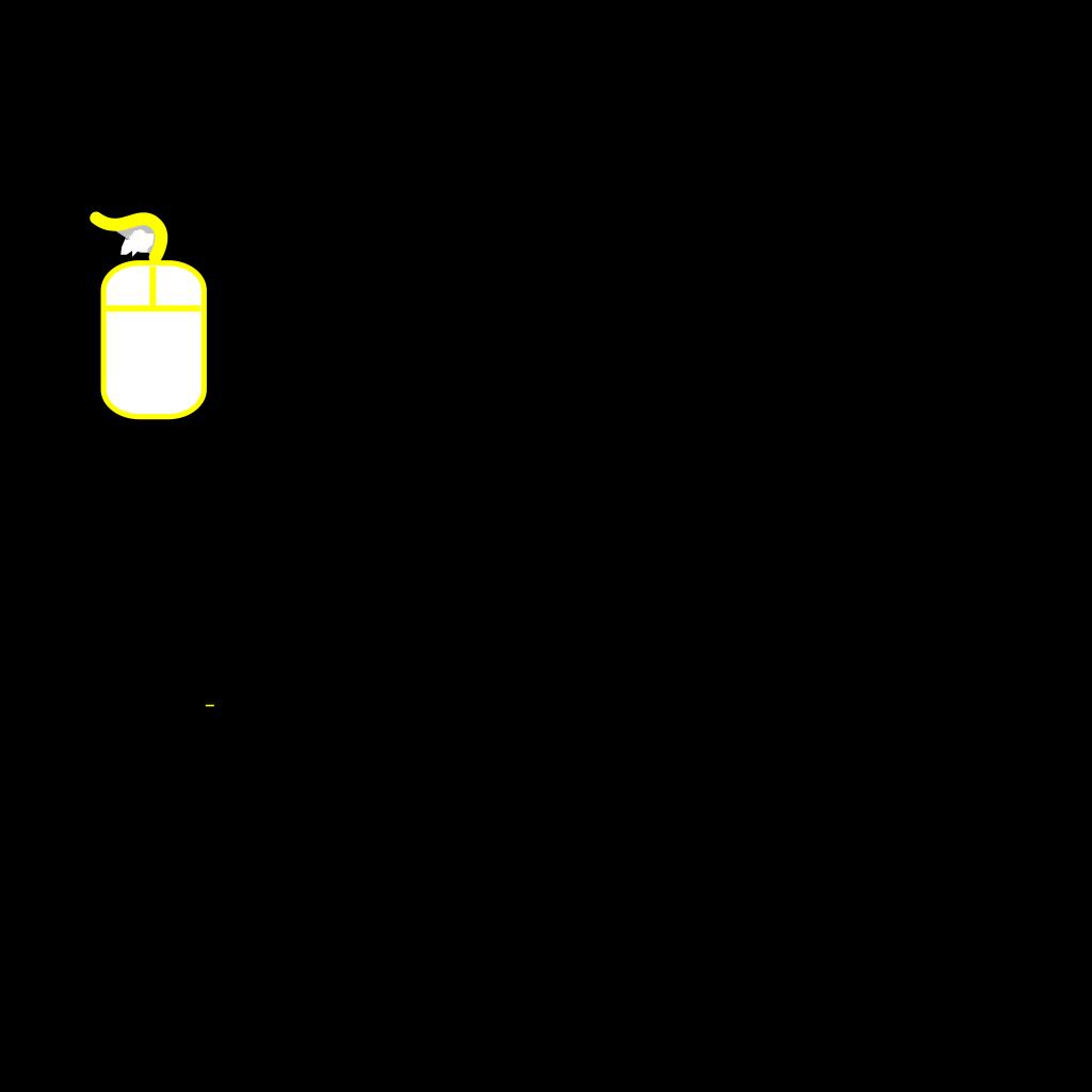 Mouse SVG Clip arts