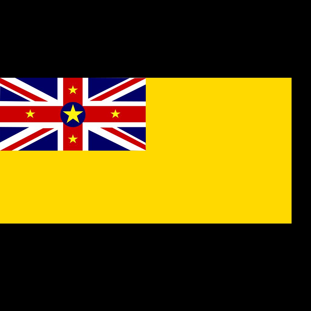 Niue SVG Clip arts