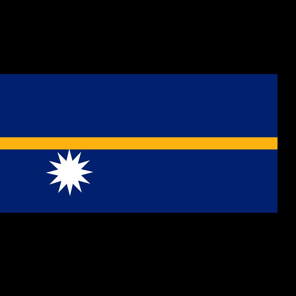 Nauru SVG Clip arts