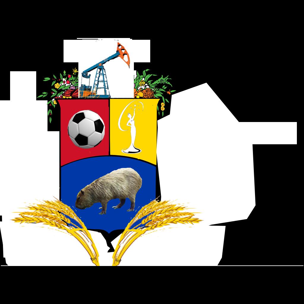 Venezuela Flag SVG Clip arts