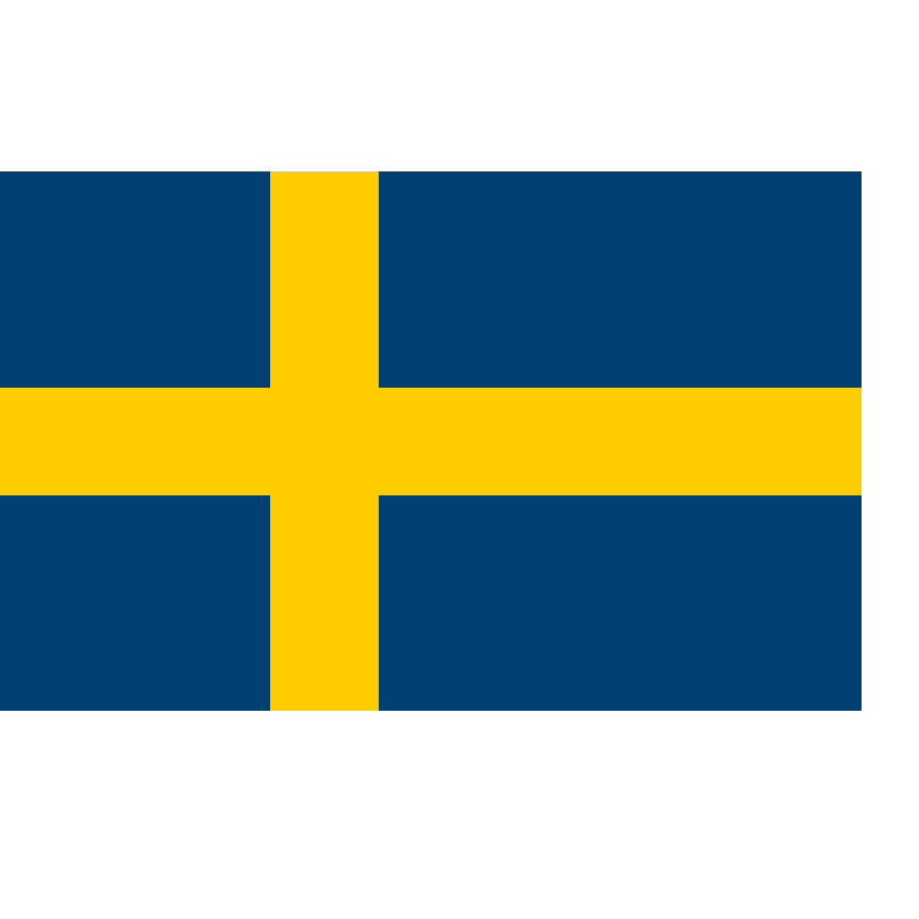 Flag Of Sweden SVG Clip arts