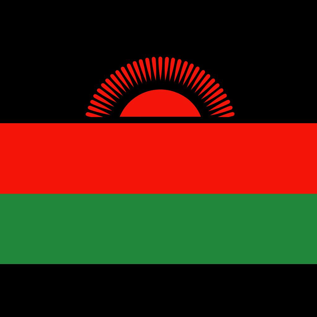 Malawi Flag SVG Clip arts