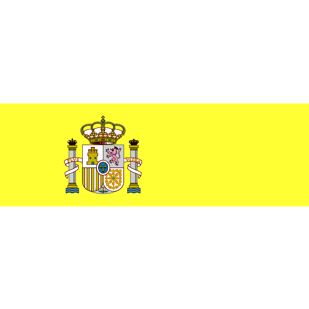 Spain Flag SVG Clip arts