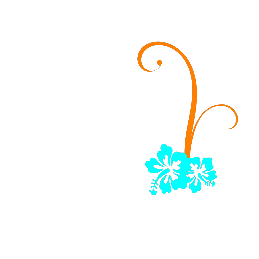 Decorative Swirl SVG Clip arts