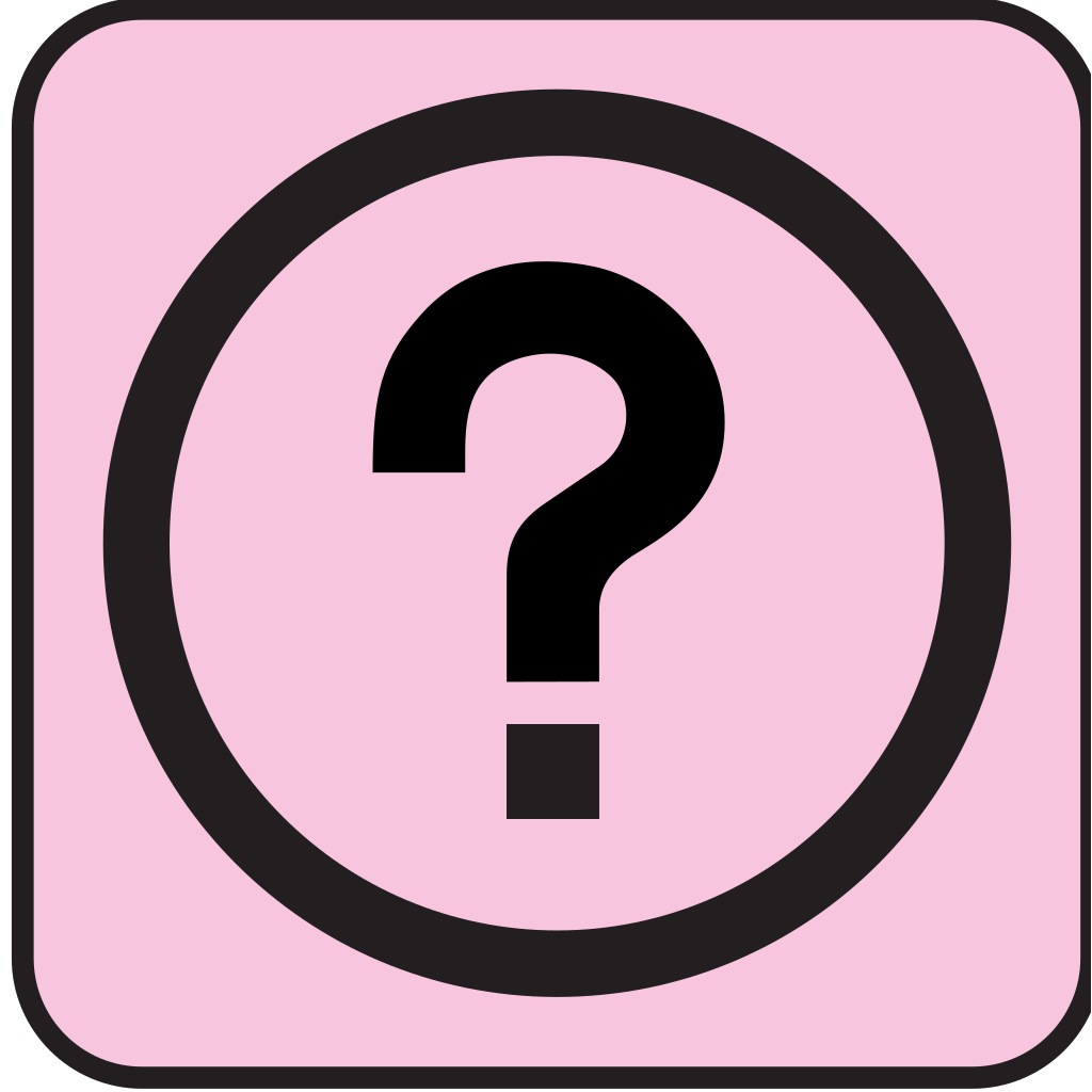 Question Mark SVG Clip arts