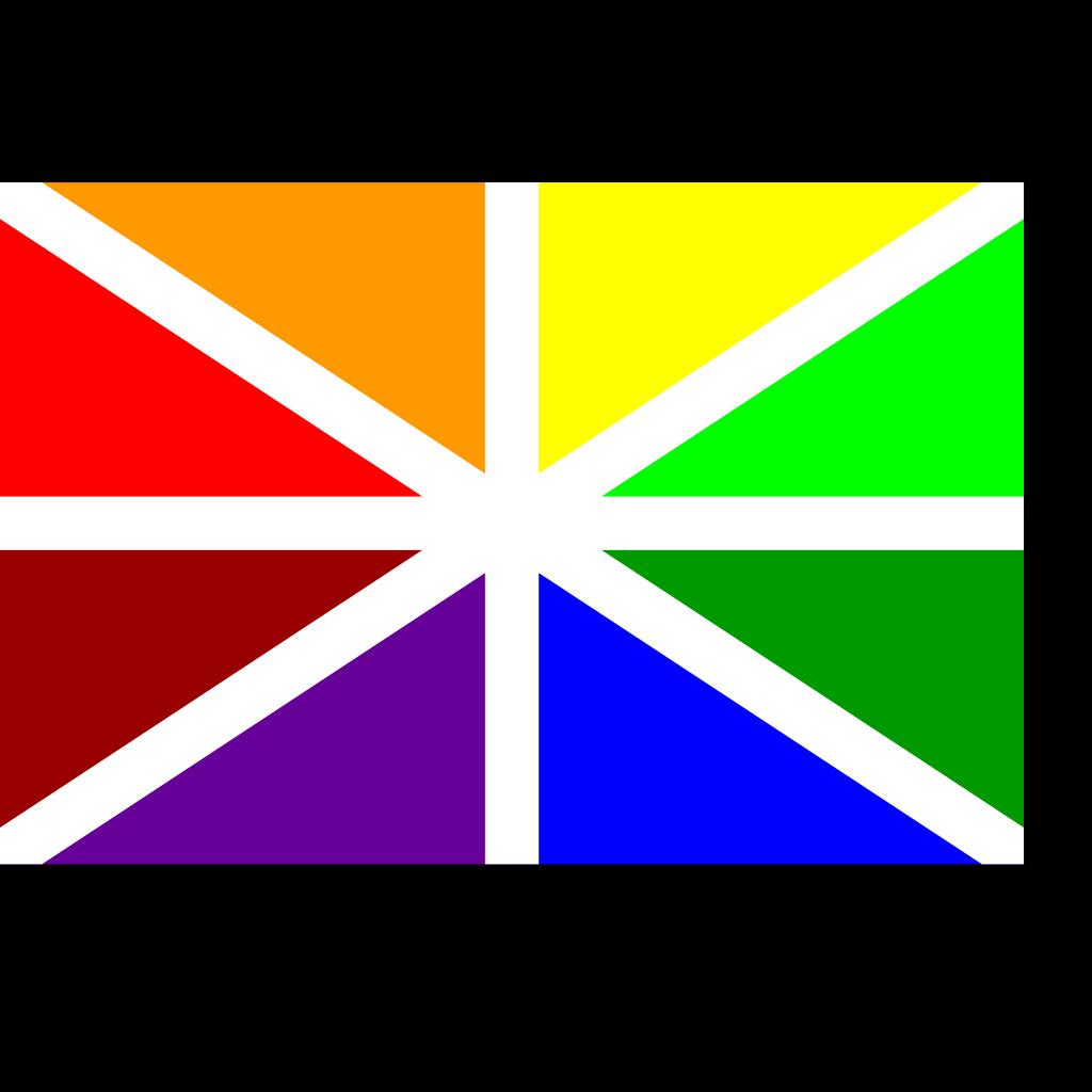 Batasuna Basque Nationalists Flag SVG Clip arts